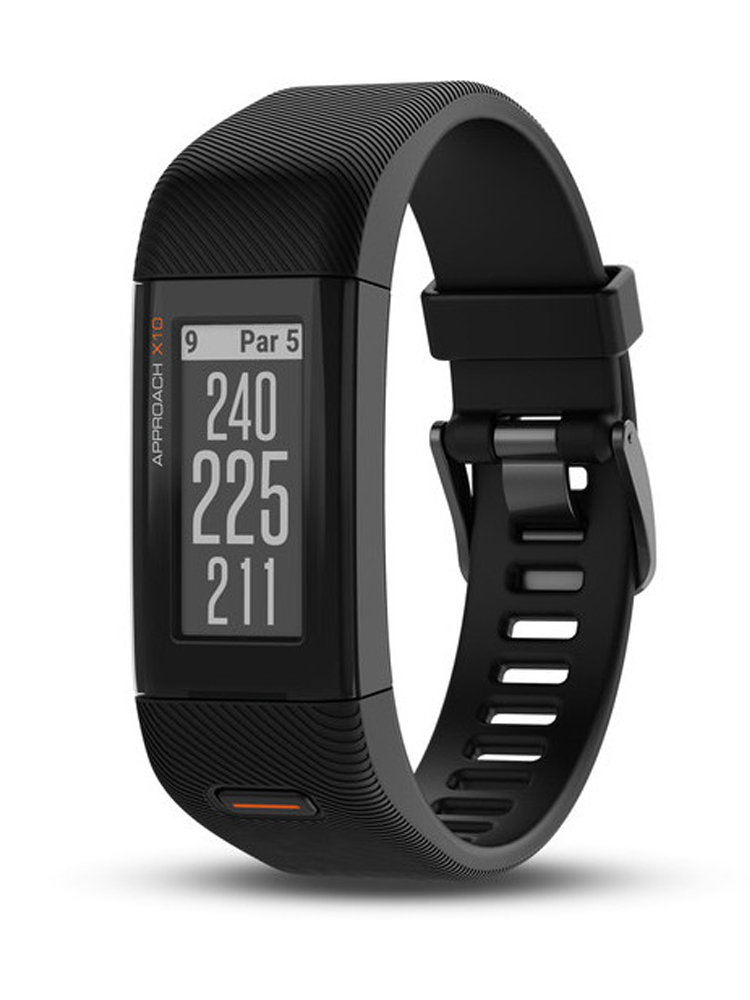 Garmin Approach X10 GPS Golf Band - Matte Black Garmin