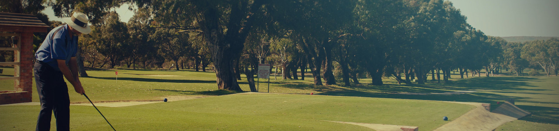 Banner - Member Information » Geraldton Golf Club